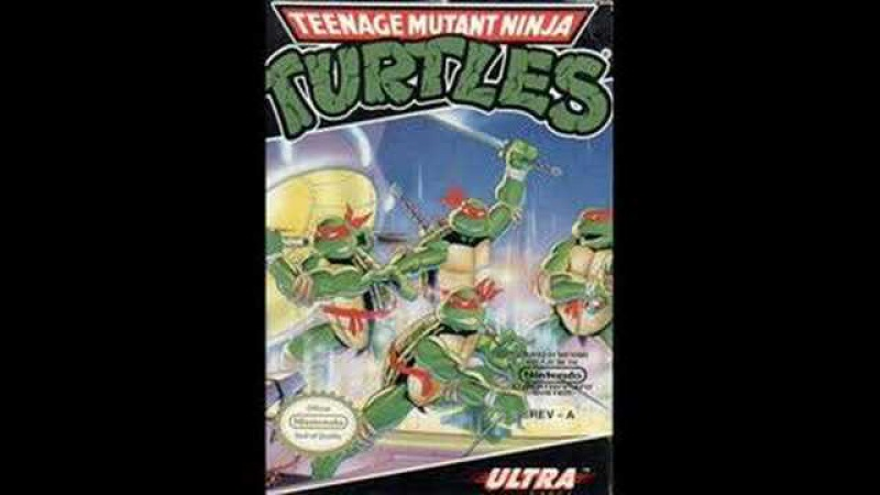 Teenage Mutant Ninja Turtles Opening Music