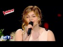 The Voice 2013 Louane Quelqu'un m'a dit Carla Bruni Demi Finale