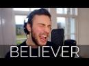 Imagine Dragons - Believer - Hybrid Life Studio Cover (Lyrics)