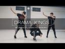 Drama Kings | Елена Темникова - Голые | 8/07 WORKSHOP SPB