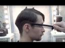 Урок для парикмахеров. МУЖСКАЯ СТРИЖКА полная версия мастер-класс. Артем Любимо ...