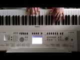 ST feat Бьянка - Крылья piano