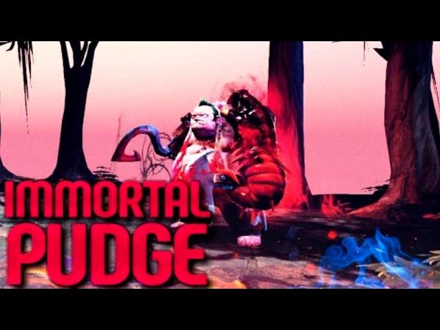 Имморталка на Пуджа Scavenging Guttleslug Immortal Treasure II 2017