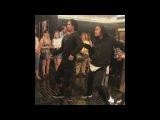 Les Twins - At NBC Store Times Square, Rockefeller Center_Meet N Greet Pt.2