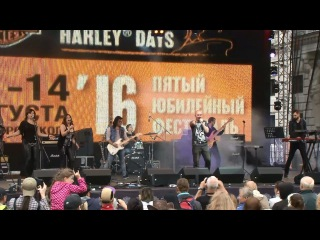 Rainbow Tribute - Since You`ve Been Gone (St.Petersburg Harley® Days 2016)HD