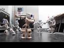 Robo vaper roll spinner in da gyroscooter