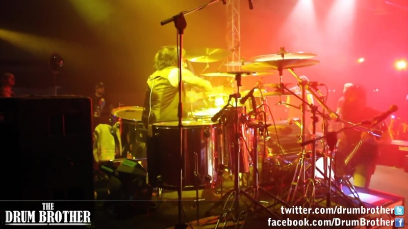 Stone Sour (Roy Mayorga) - Gone Sovereign, Absolute Zero live drum cam