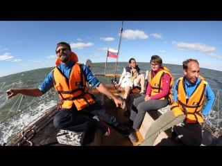 В эстонском проливе Муховяйн
