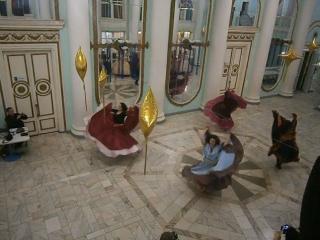 Цыганский танец - Северная сторона в Бийске