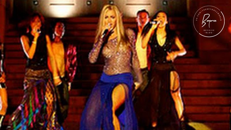 Destiny's Child - Independent Woman (World Music Awards) [2002]