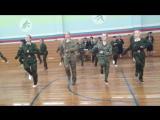 Кадетско-женский отряд 22.02.17
