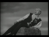 Laurence OLIVIER in Laurence Olivier's movie ''Hamlet'' (1948)
