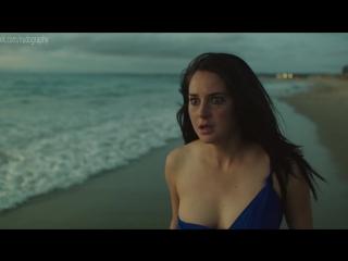 Шейлин Вудли (Shailene Woodley) голая в сериале