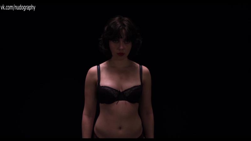 Скарлетт Йоханссон Scarlett Johansson в фильме Побудь в моей шкуре Under the Skin 2013 Джонатан Глейзер 1080p