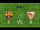 Барселона - Севилья 3:0 Ла Лига 05.04.2017 Обзор матча barca- Барселона - Севилья 3:0 Севилья- Барселона