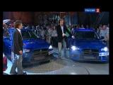 Top Gear Mitsubishi Lancer Evolution 10 или Subaru Impreza WRX STI