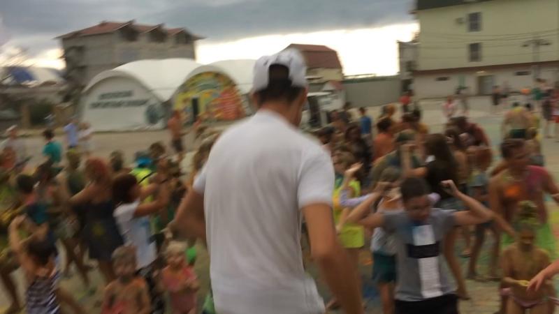 Pre Party Holi Fest On Koktebel 2017