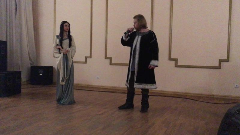 03-Мелиан и Тингол