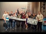 Сюжет о четвертьфиналах Школьной лиги КВН