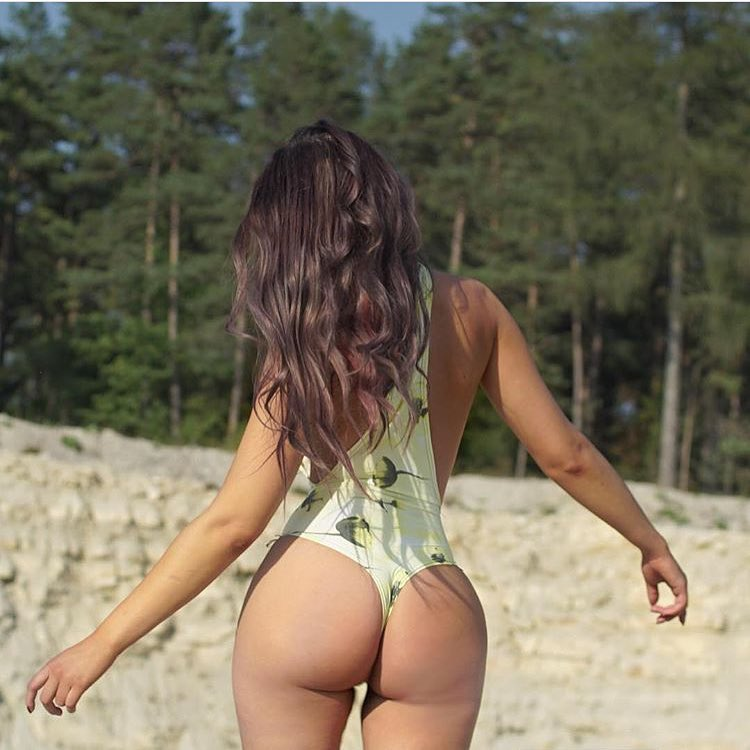 Latino round ass