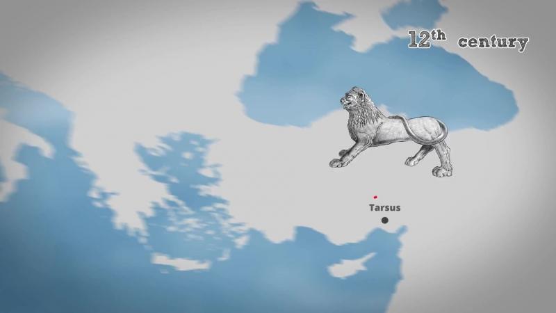 Історія лева з Колони Св Марка у Венеції
