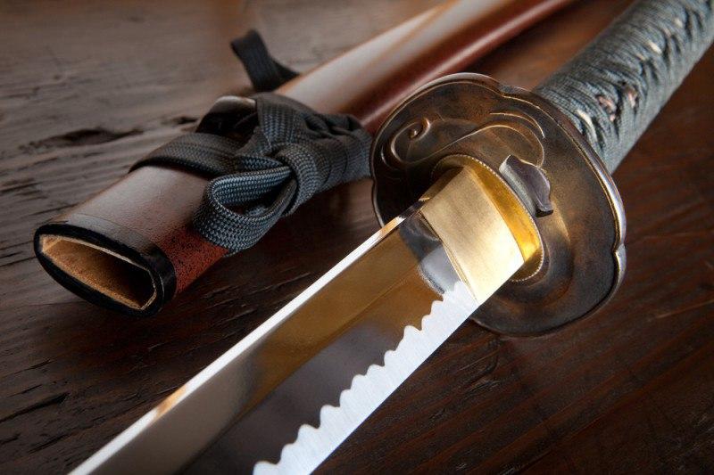 QwR9f6pP7uY - Настоящий самурай-камикадзе в российской глубинке