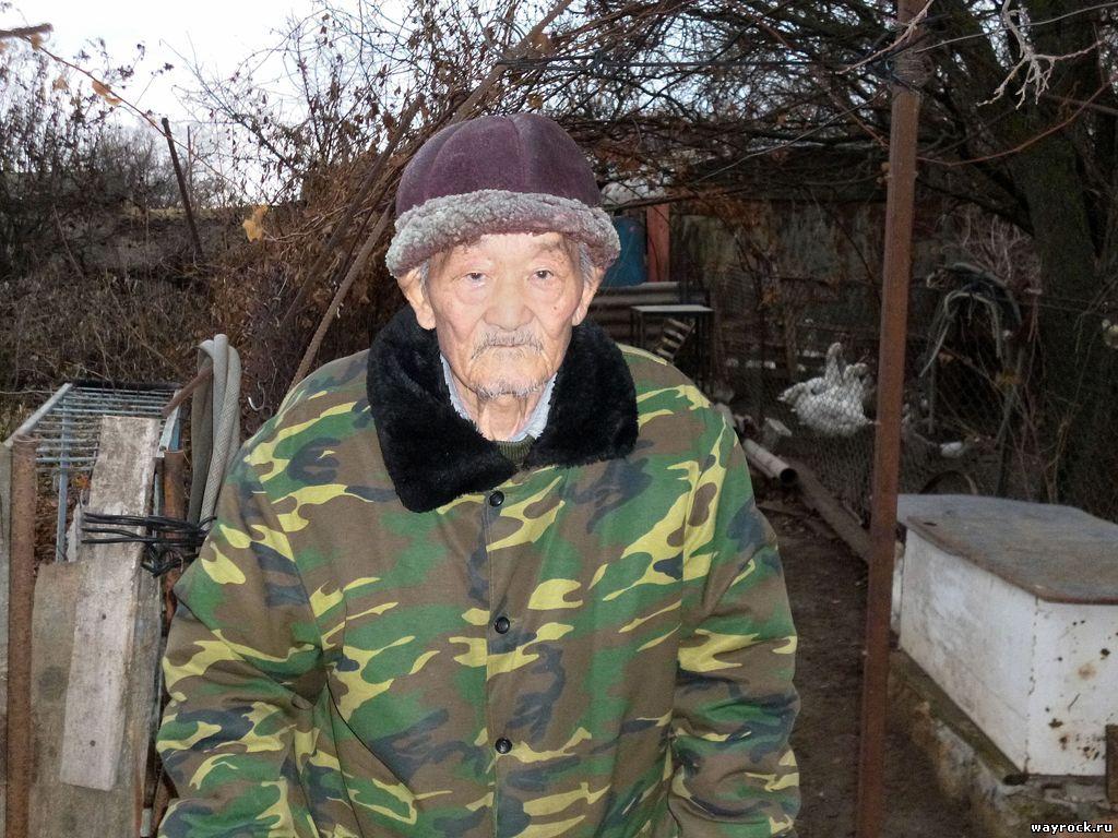 KyaZz1WE9pI - Настоящий самурай-камикадзе в российской глубинке