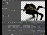 11. Adding motion blur using our 2d motion vector pass