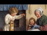 Говорят что лучшая няня -это бабушка.И лучшая мама -это тоже бабушка.