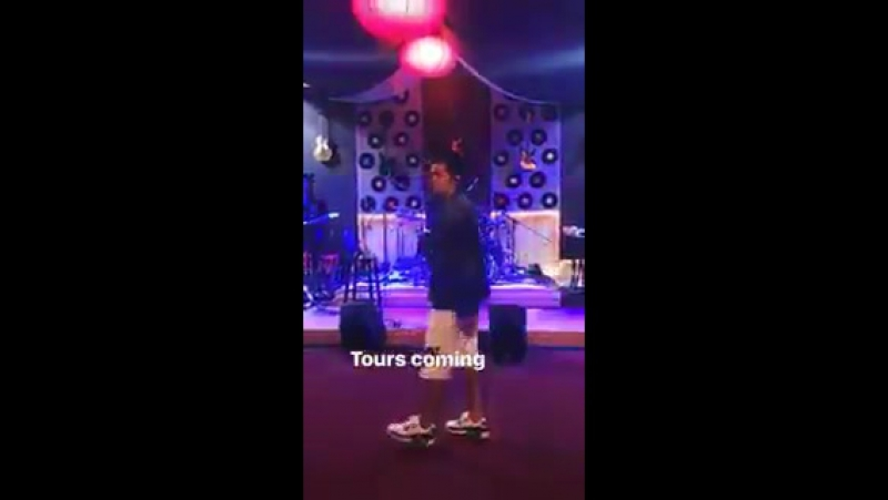 Austin Mahone Instagram Story