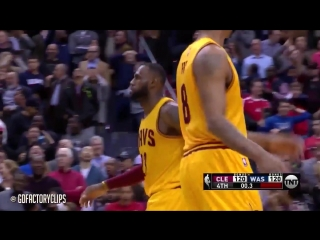 LeBron James Full MVP Highlights vs Wizards.