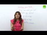 Spoken English Lesson - Phrases  Vocabulary to talk about your health, weight loss  diet.