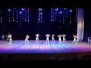 Танец Чунга-Чанга группа 5-7 лет. Отчетный концерт.