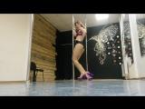 Няшные трени #68 ♥ Pole dance. Яна Светлая.
