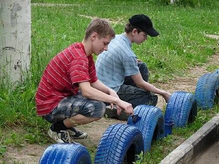 В Зеленчукском районе около 100 школьников получили временную работу