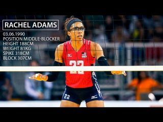 TOP 15 Crazy Actions By Rachel Adams - USA