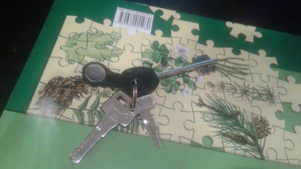 Найдены ключи в женской раздевалке. Писать в лс
