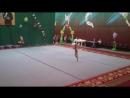 Диана Кащеева-скакалкаВесенние ласточки 2015