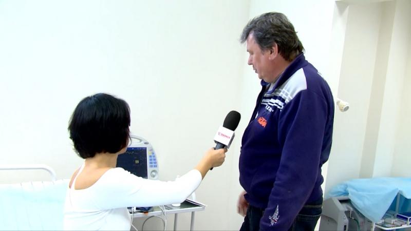 Главный врач трассы Moscow Raceway