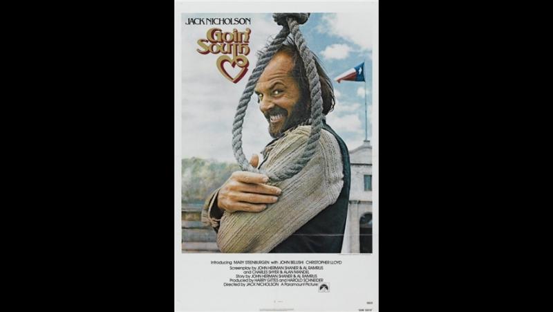 Побег в тёплые края Х-ф 1978 г США комедия, мелодрама, вестерн