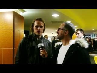 Фрагмент интервью Сэма после просмотра фильма