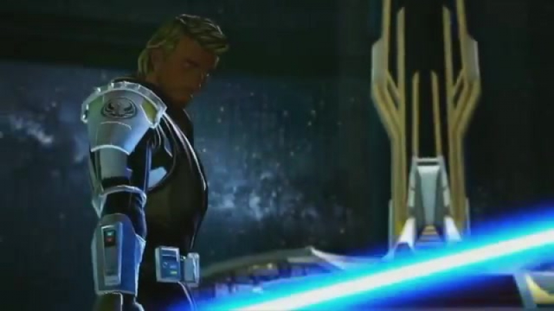 Трейлер Star Wars The Old Republic Knights of the Fallen Empire