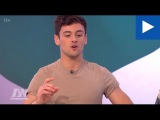 Tom Daley sad his father never got to see him win an Olympic medal
