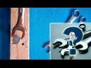 Как легко открутить болт без гаечного ключа Сделай сам