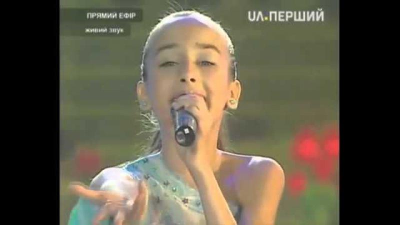 JESC 2015 Ukraine Yarina Taras Povir u Chudesa LIVE National Final