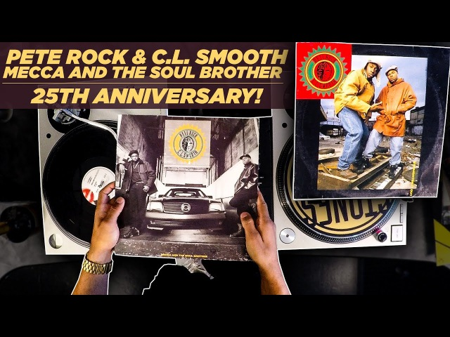 Discover Classic Samples On Pete Rock C.L. Smooth's 'Mecca And The Soul Brother'