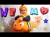 КЛАССНЫЙ КОСТЮМ  Рыбка НЕМО Nemo HAND-MADE  DIY Ручная-Работа