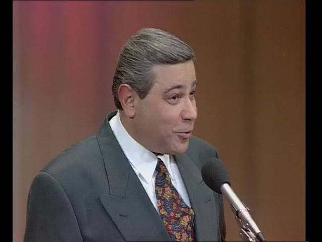 Е.Петросян - монолог Сантехник (1992)