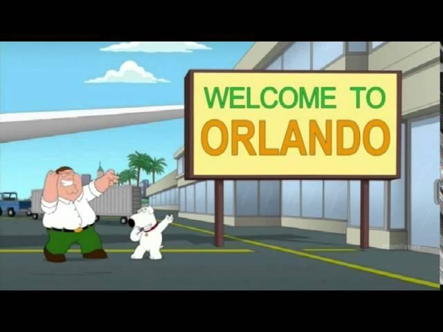 Family Guy - Cotton Eyed Joe