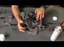 2 Ремонт дигателя - масляный насос Range Rover P38 4.6 V8 60D